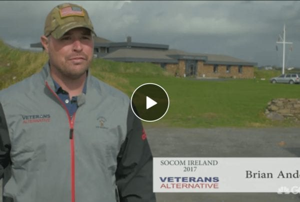 PTSD Healing Through Golf Veterans Alternative