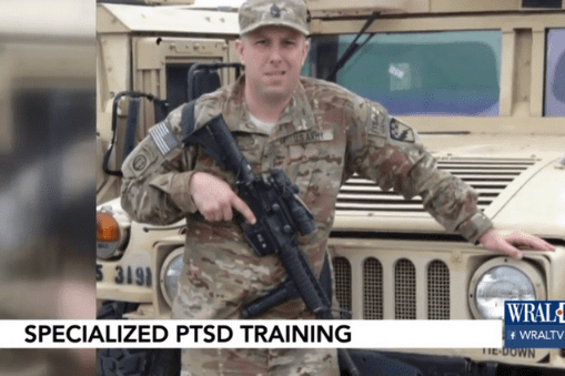 PTSD Therapy with ART International