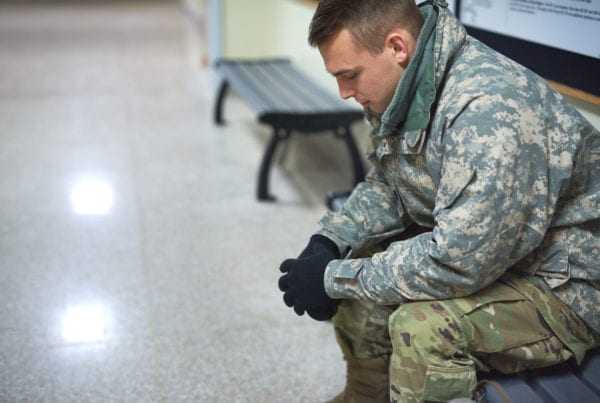 Post-Traumatic Stress Disorder in the Military