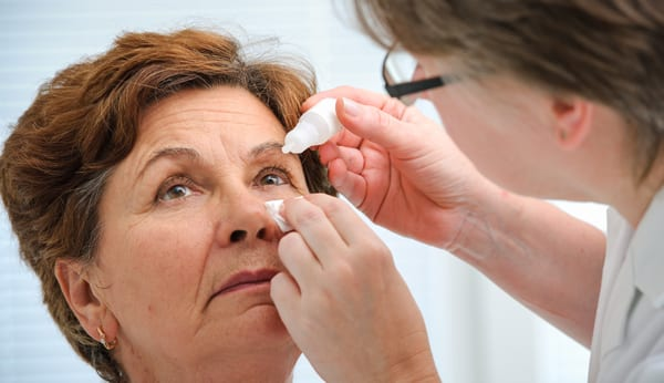 specialty eye care