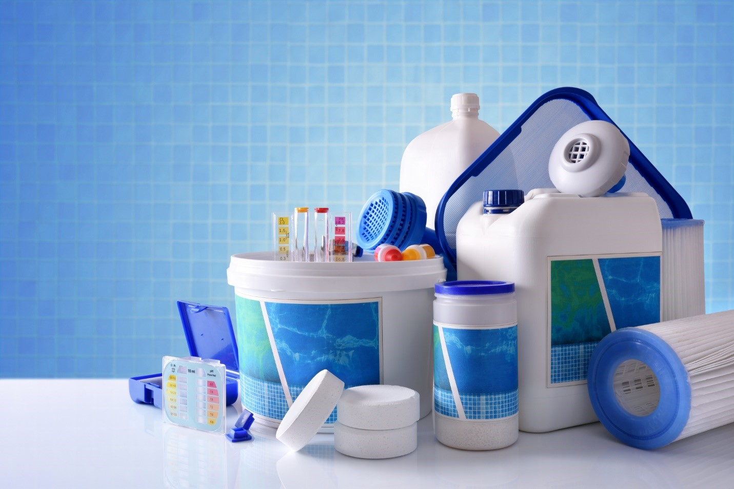 Pool Chemicals Safe and Effective