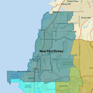 Pool Troopers New Port Richey Map