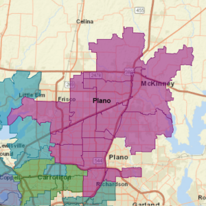 Pool Troopers Plano Map