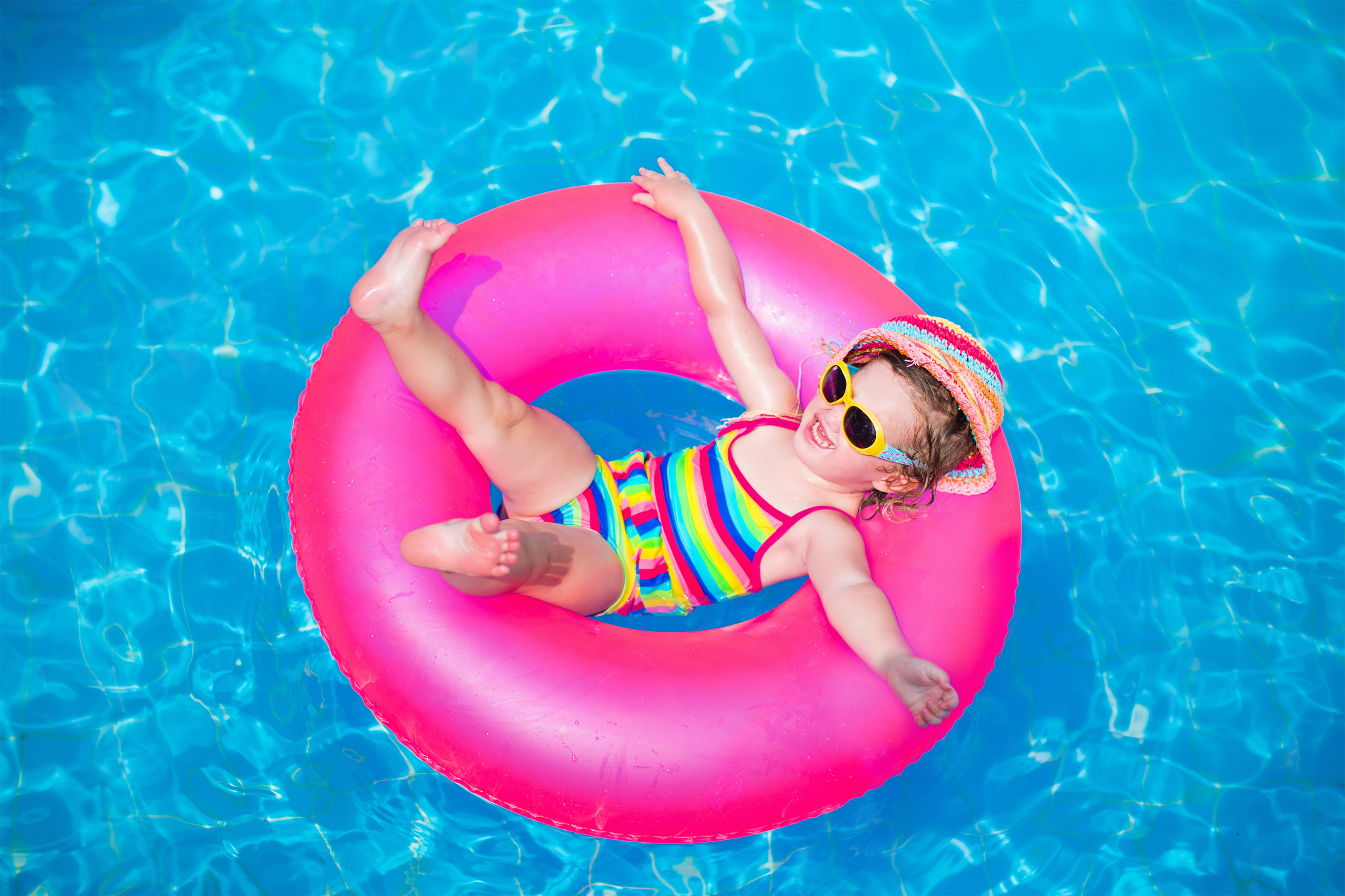 Swimming Pool Chemical Safety