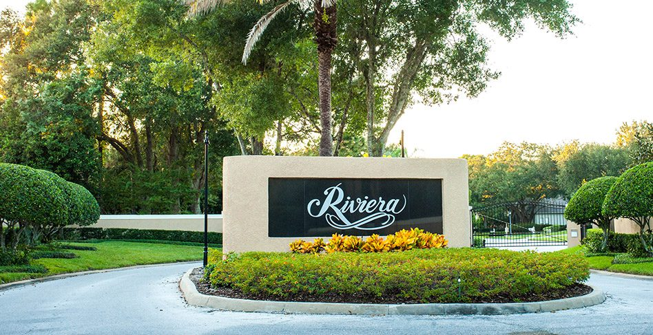 Covenant Homes Works with the Riviera Community