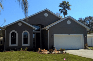 Completed Adalia Home in Dunedin, FL | Covenant Homes