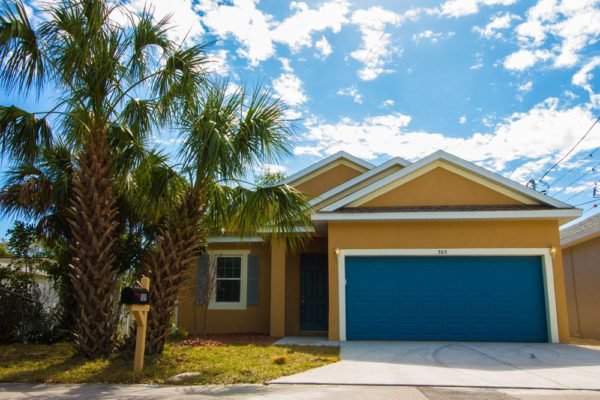 Custom Built Home in Clearwater, Florida
